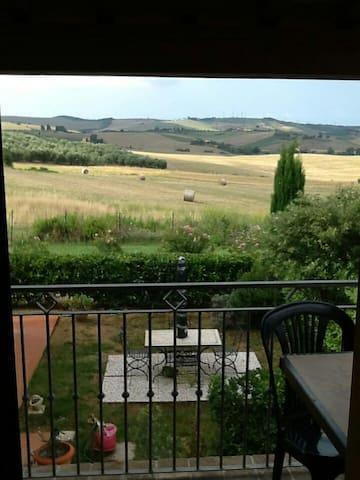 Cozy apartment in tuscany - Farsiche