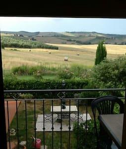 Cozy apartment in tuscany - Farsiche - Hus