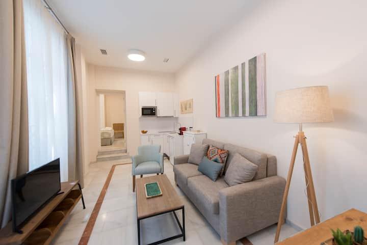 Céntriko Apartments - Apart. 1.