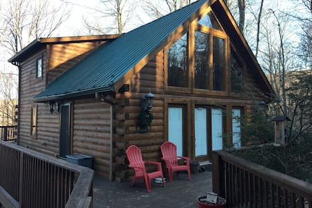 Peaceful Bear Lodge - Beech Mountain