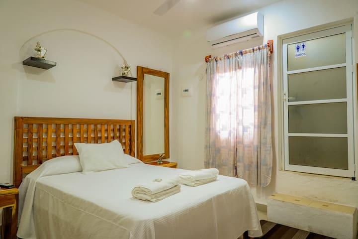 Casa Amaya-Habitacion Priv Con Wifi y Tv #2.