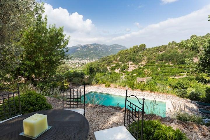 Villa con preciosas vistas  Ca Na Xesca . ETV/6282