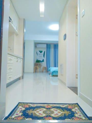 清新简约大床房39平米
