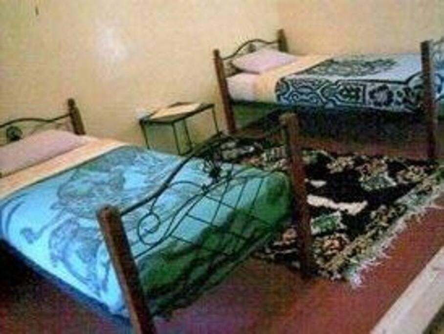 Auberge de parc chambre asni chambres d 39 h tes louer for Chambre d hotes marrakech