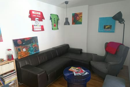 Comfortable apartment 20min walk from city center - Condominium