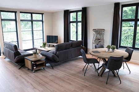 Beautiful apartment in a quiet and green area