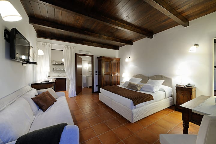 Country Suite, La Maragliana, Monferrato, Unesco