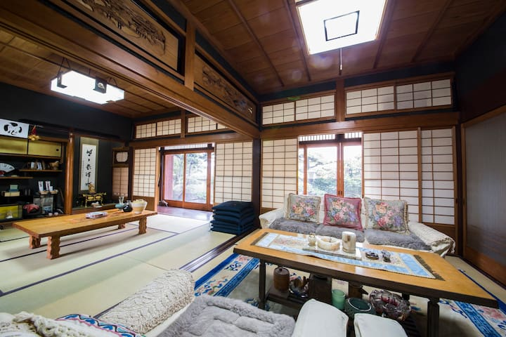 Cozy Traditional Japan House - Higashiosaka - Hus