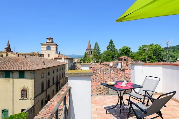 Tuscany Penthouse