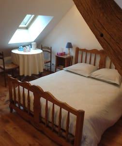 Entre Bourgogne et Morvan chambre Pinocchio. - Saint-Remy