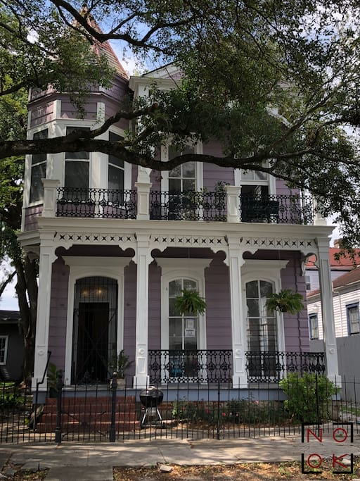 Historic 1886 Garden District Mansion Apartments For Rent In New Orleans Louisiana United States