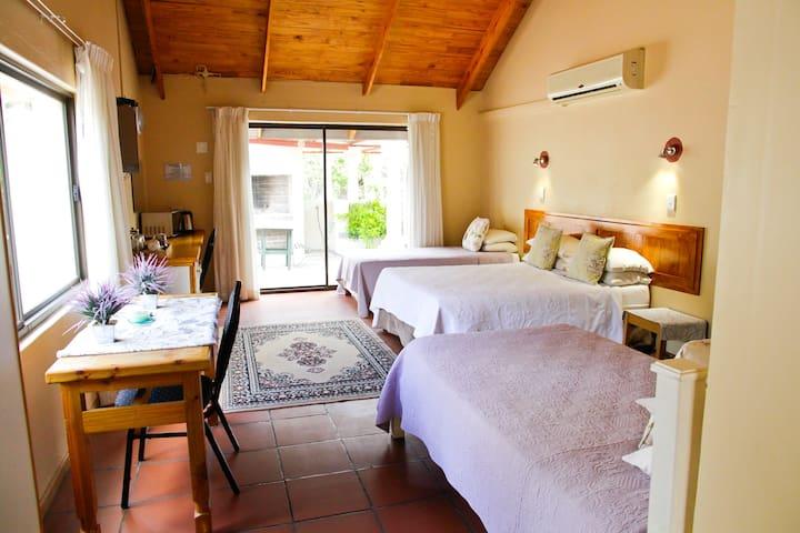 Family En-suite Garden View Chalet 5