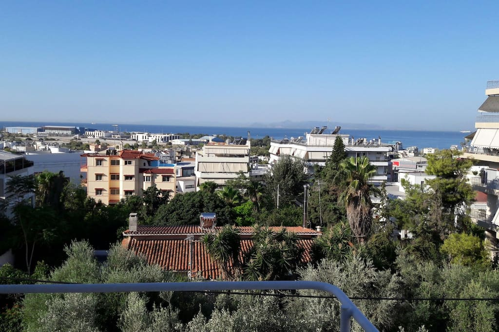 The cozy house with balcony close to the beach case in - Asciugatrice in balcone ...
