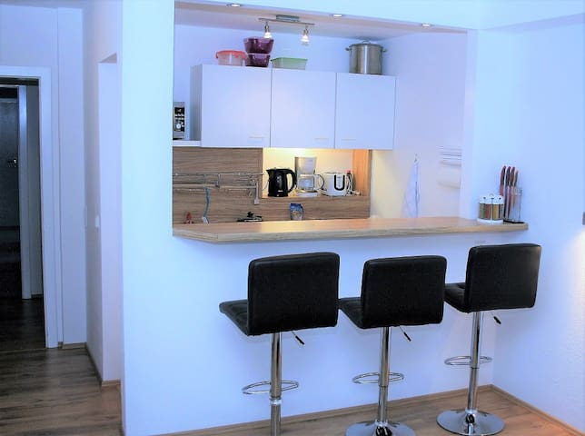 Kleines 2 - 3 Personen Apartment