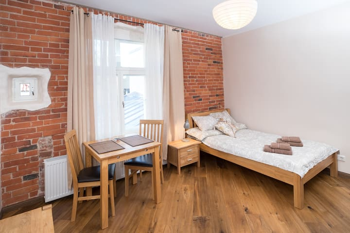 Comfy studio in the center of Tartu Old Town