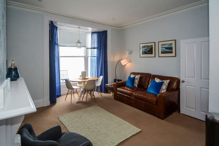 Luxury Sea View Apartment - Aberystwyth - Daire