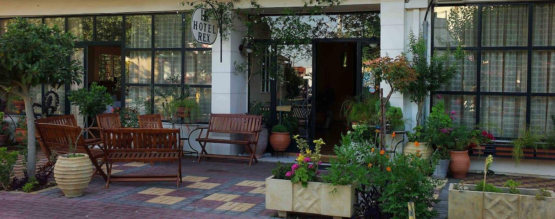 REX HOTEL ZACHARO OLYMPIA - Zacharo - Bed & Breakfast