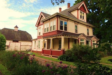 MURRAY HOUSE - River John
