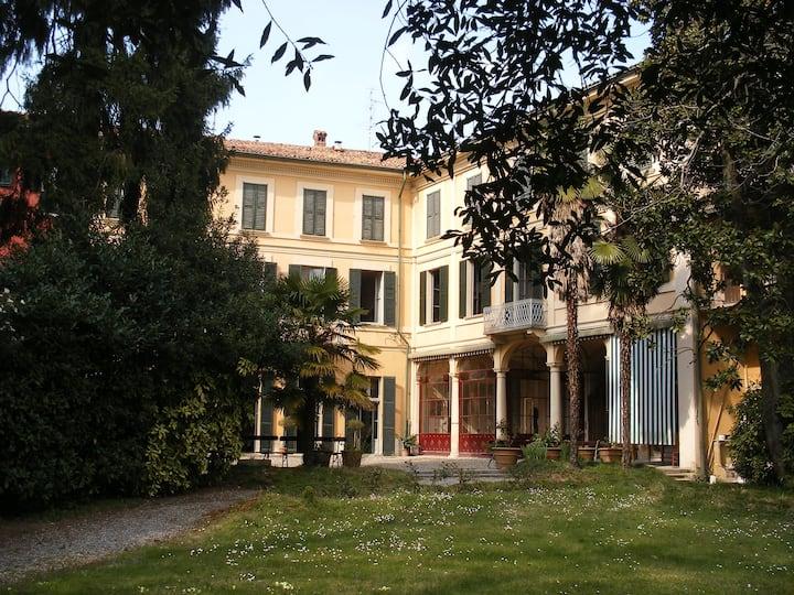 Villa Cavadini Relais, between Milano and Como (2)