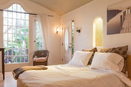 Amazing beach cottage @ Venice Beach - Venice Beach  - Appartement