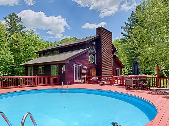 Looking to Escape? Perfect Private Retreat in VT!