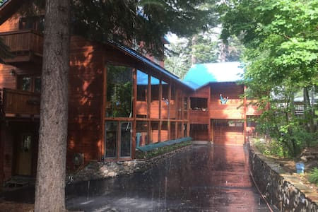 Prosser Room with Hot Tub and Sauna - Truckee - House