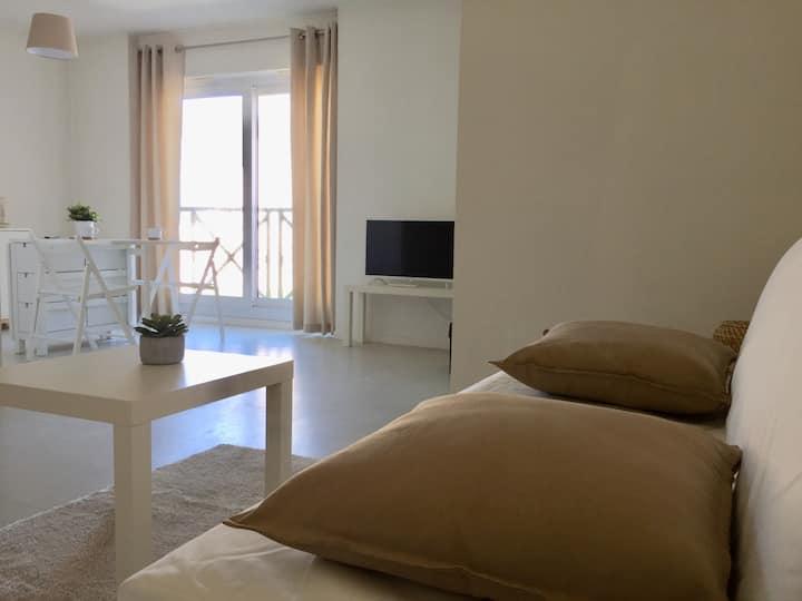 Appartement Riva Bella Route des Plages Ouistreham