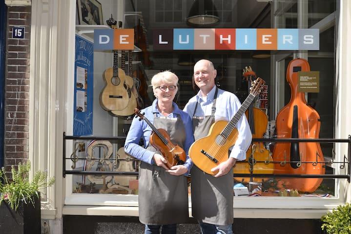 De Luthiers, Midzomernachtsdroom