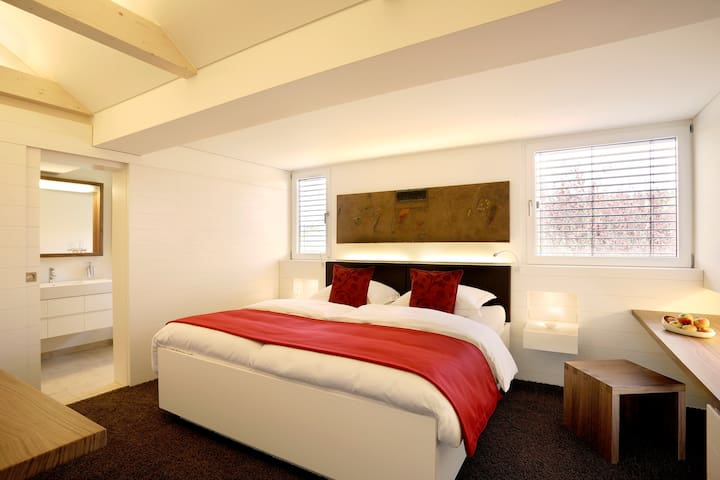 Landgasthof Meier (Pilsach), Doppelzimmer - mit luxuriöser Ausstattung