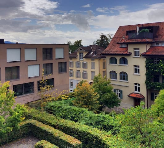Studio Apartment For Rent Zetland: Studio Apartment Between Zugersee And Bahnhof