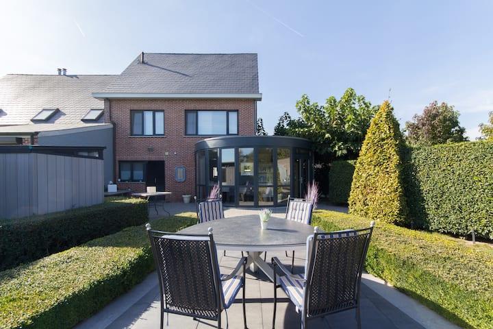 Familierooms Guesthouse De Steenberg (8 pers.)
