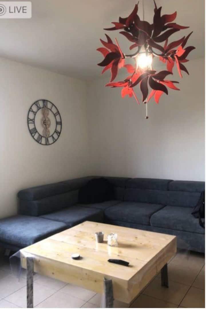 Appartement dans résidence moderne Toulouse