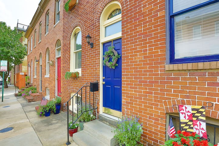 THE Best Reviews & Location Bmore Charmed!
