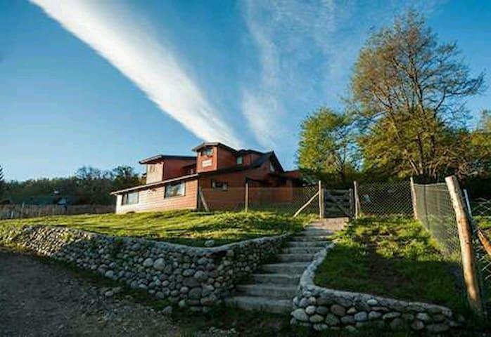 Habitación Doble Superior con Vista a la Montaña. - San Martín de los Andes