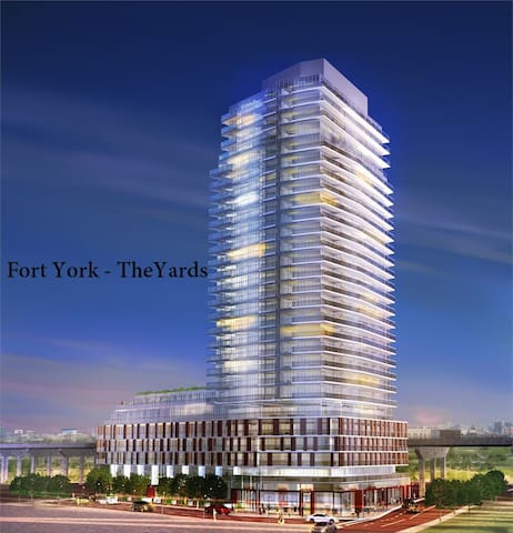Fully Furnished 1+Den condo