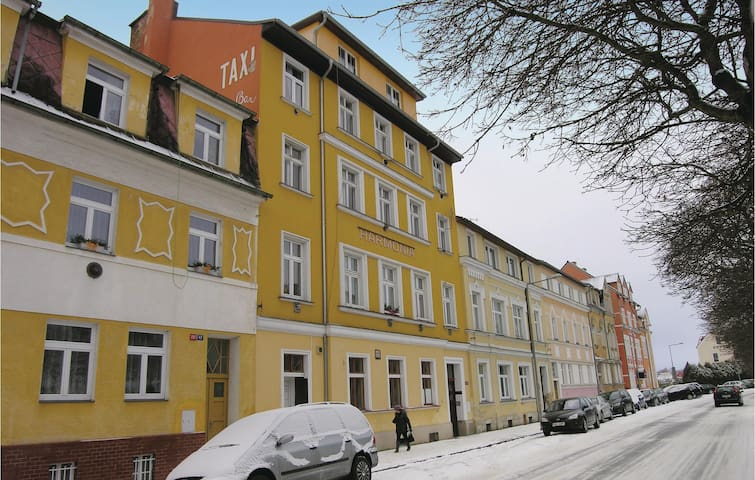 Holiday apartment with 1 bedroom on 53 m² in Frantiskovy Lazne