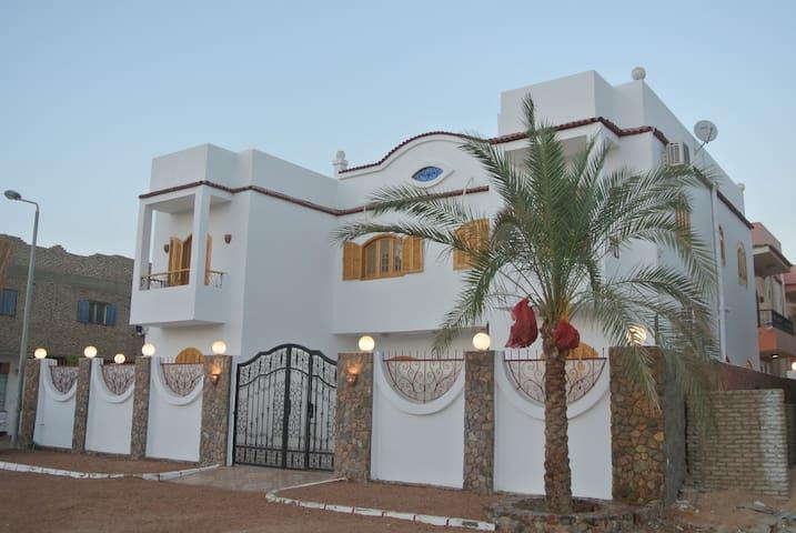 Shahin Garden Villa Dahab