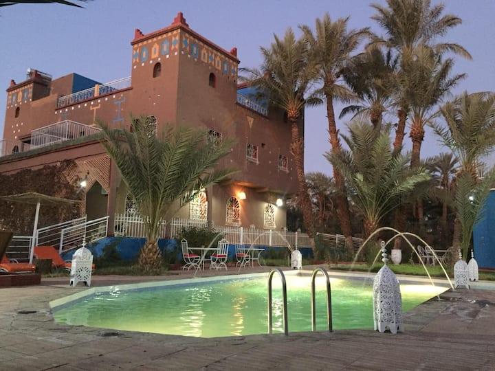 Riad Zagora Palms