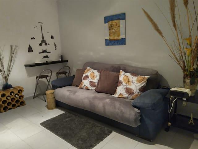 Habitación cómoda privada