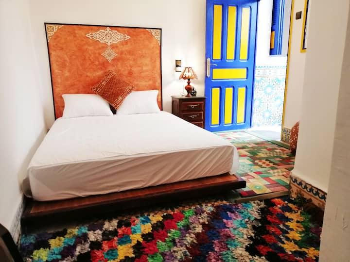 Berber Hostel / Bella Rooms  ^;^