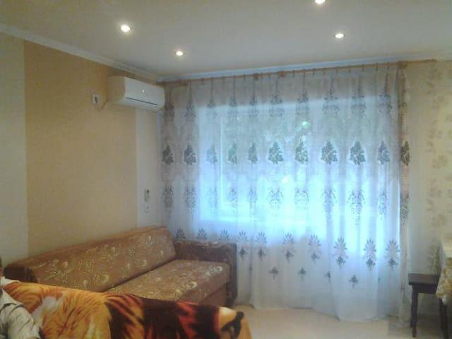 Квартира в тихом уютном городке рядом с Одессой