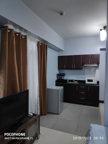 Very affordable clean & comfortable place to stay.