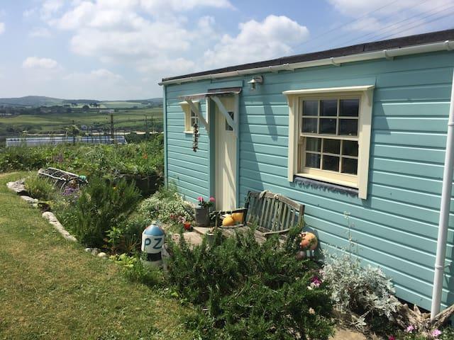Escape to the Sea ~ Vintage Coastal Cabin Retreat