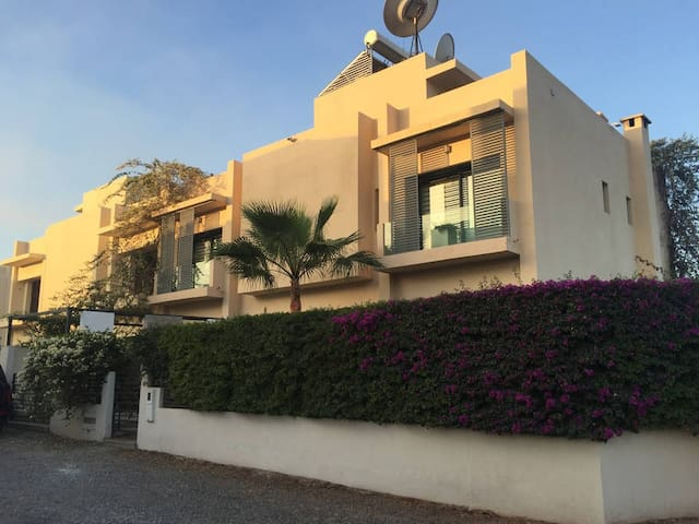 Villa les Acacias (chambre Marilyn)