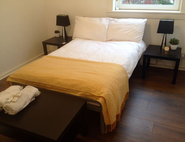 Comfortable Double Bedroom in Edinburgh