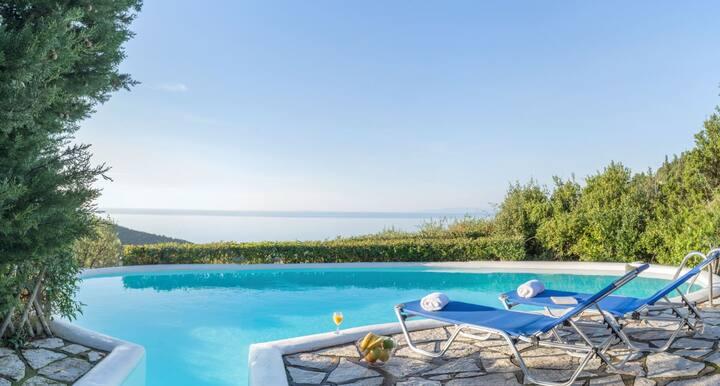 Villa Daphne - Agios Nikitas Villas