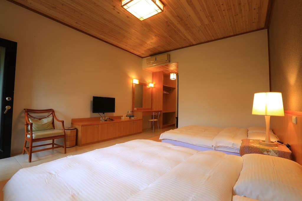 103日式和室風四人套房