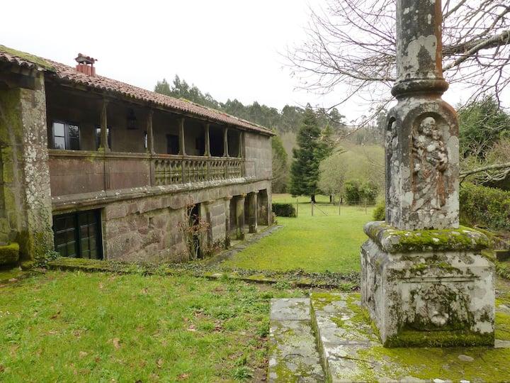 La Braña Carballedo (Pontevedra)