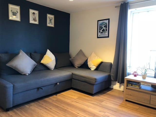 City Centre Apartment - Close to Castle & Stadium