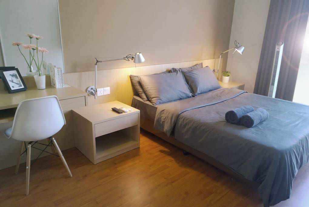 New Convenient Master Room In Kl Condominiums For Rent In Kuala Lumpur Wilayah Persekutuan